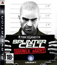 Tom Clancy's Splinter Cell: Double Agent for PS3