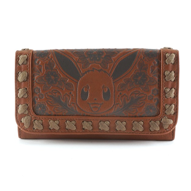 Loungefly Pokemon Eevee Embossed Wallet