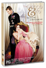 The Prince & Me on DVD image