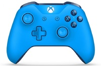Xbox One Wireless Controller - Blue (with Bluetooth) for Xbox One