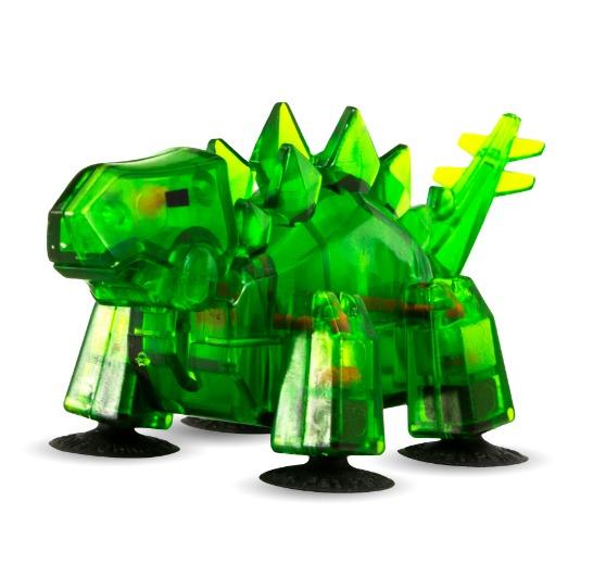 Stikbot: Dino Single - Stegosaurus (Green)