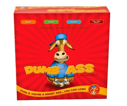 Dumb Ass - Board Game image