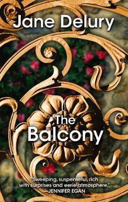 The Balcony by Jane Delury