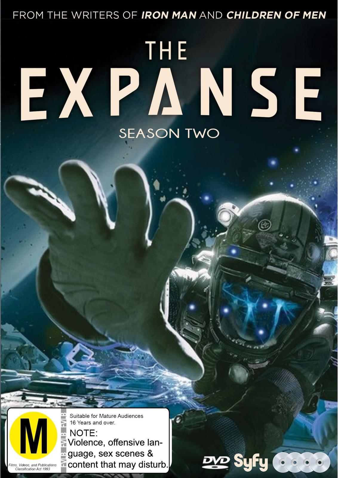 The Expanse: Season Two on DVD image