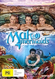 Mako Mermaids: Complete Collection on DVD