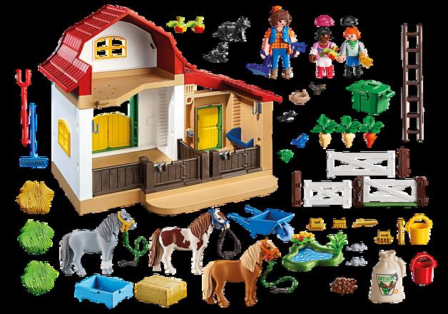 Playmobil: Pony Farm