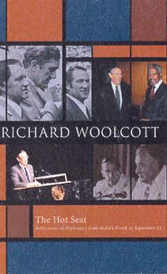 The Hot Seat: Autobiography by Richard Woolcott image