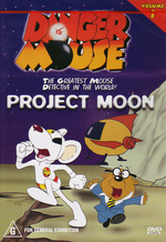 Danger Mouse - Vol. 1: Project Moon on DVD