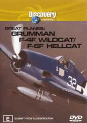 Great Planes: Grumman F-4F/F-6F on DVD