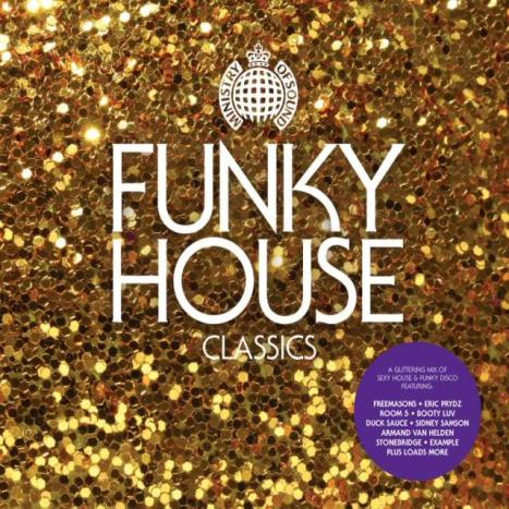 Ministry of sound funky house classics various at for Funky house classics 2000