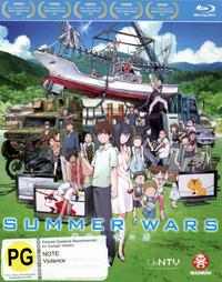 Summer Wars on Blu-ray