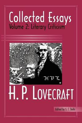 Collected Essays 2 by H.P. Lovecraft image