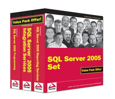 Wrox SQL Server 2005 by Robert Vieira image
