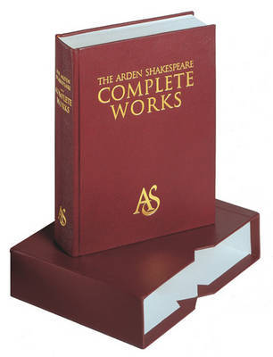 Arden Shakespeare Complete Works by William Shakespeare image