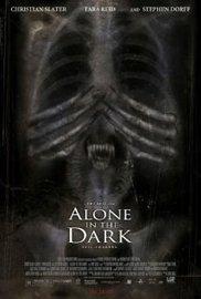 Alone In The Dark on DVD
