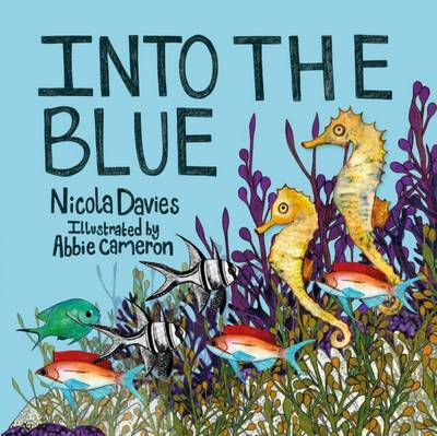 Into the Blue by Nicola Davies image