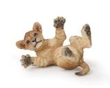 Papo - Lion Cub on Back