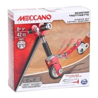 Meccano: 1 Model Starter Set - Scooter