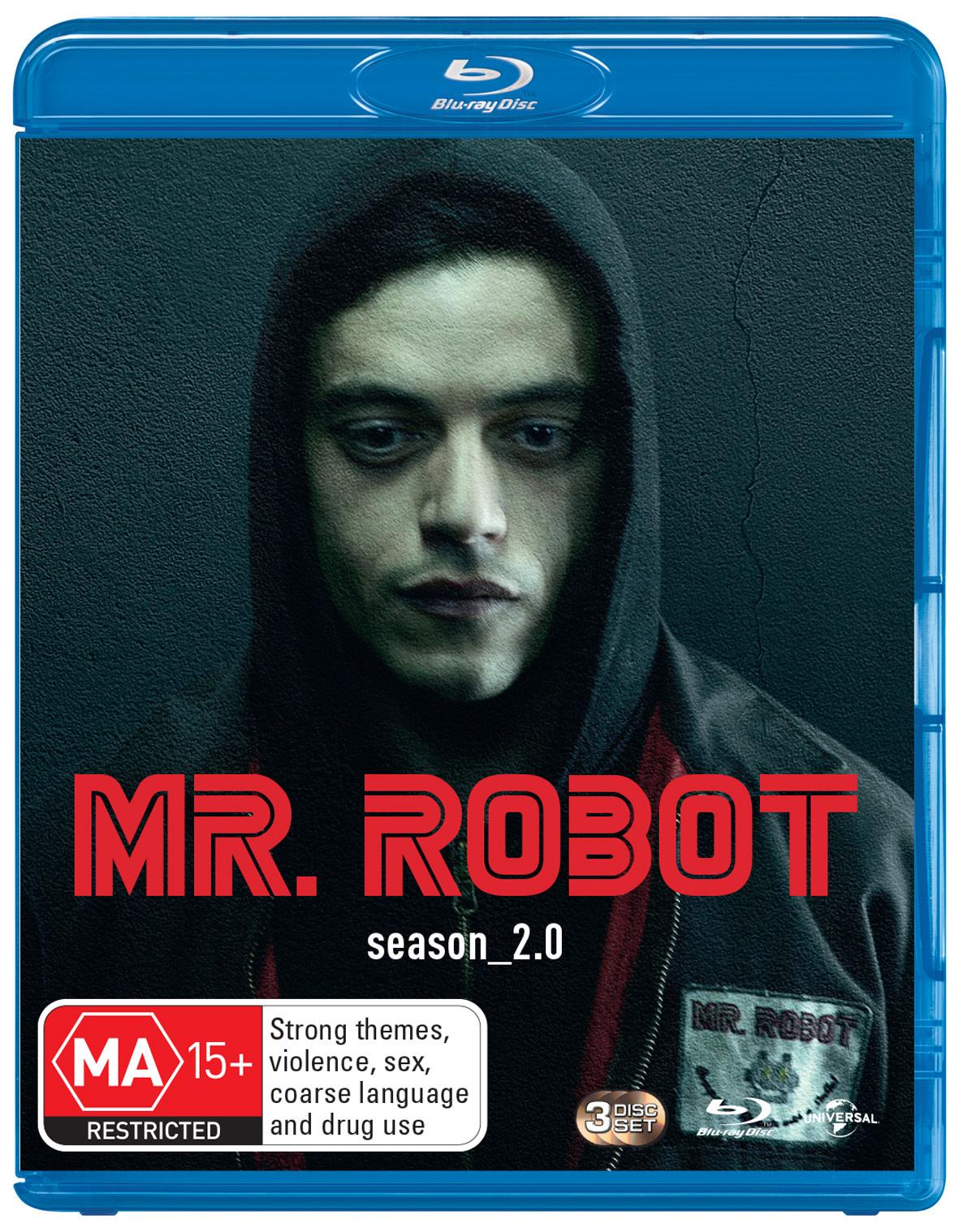 Mr. Robot - Season_2.0 on Blu-ray image