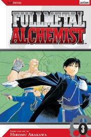 Fullmetal Alchemist: v. 3 by Hiromu Arakawa