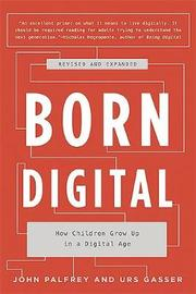 Born Digital by John Palfrey