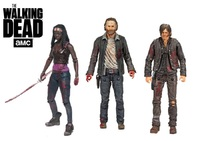 "The Walking Dead: Hero 3-pack 5"" Deluxe Box Set"