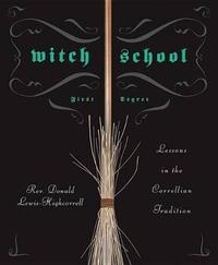 Witch School First Degree by Donald Lewis-Highcorrell image