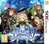 Etrian Odyssey V: Beyond the Myth for Nintendo 3DS