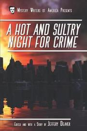 A Hot and Sultry Night for Crime by Jeffery Deaver