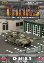 TANKS Modern UK Chieftain
