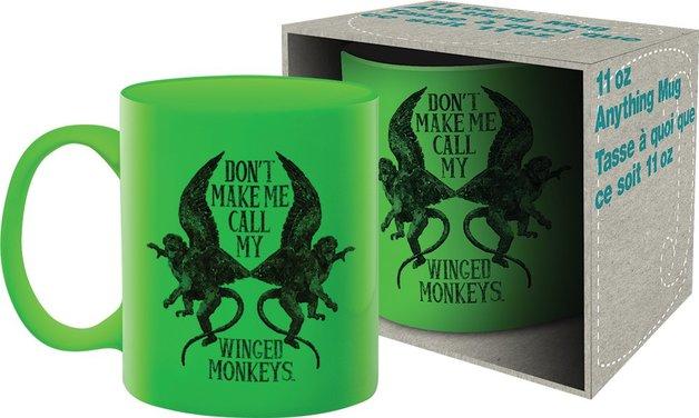 The Wizard of Oz: Boxed Ceramic Mug - My Winged Monkeys (310ml)