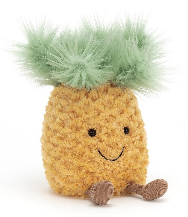 Jellycat: Amuseable Pineapple - Small Plush