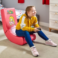 X Rocker GR Nintendo Video Gaming Chair (All-Star Peach) for