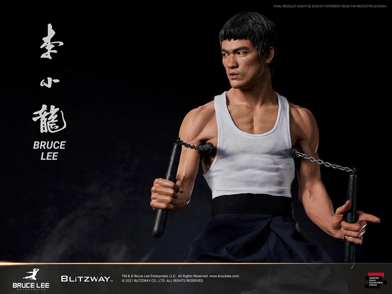 Bruce Lee: Tribute Statue - 1:4 Scale Statue image