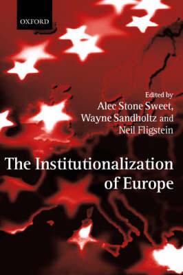 The Institutionalization of Europe image