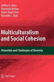 Multiculturalism and Social Cohesion by Jeffrey G Reitz image