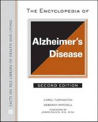 The A to Z of Alzheimer's disease: A concise guide to understanding and coping with this devastating disease by Carol Turkington image