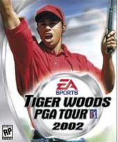 Tiger Woods 2002 + F1 2001! for PC