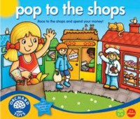 Orchard Toys: Pop to the Shops Game