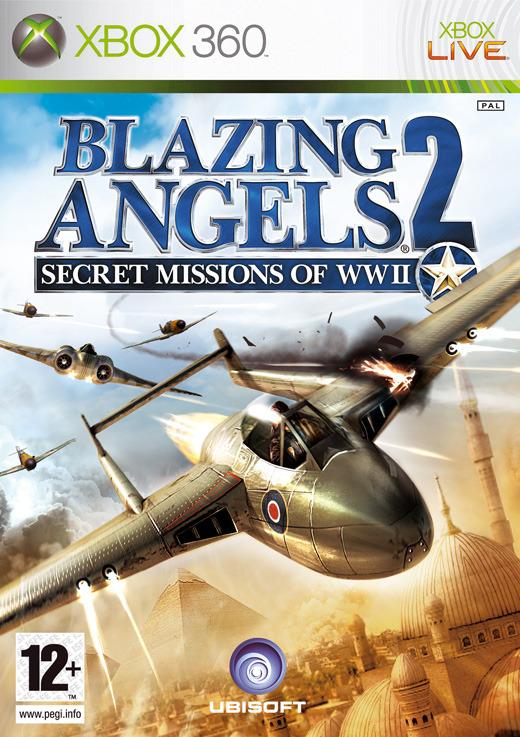 Blazing Angels: Secret Missions for Xbox 360