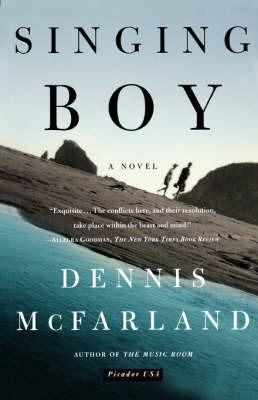 Singing Boy the by Dennis McFarland