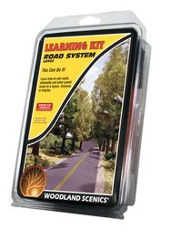 Woodland Scenics Road System kit