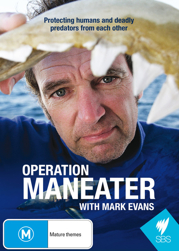 Operation Maneater on DVD