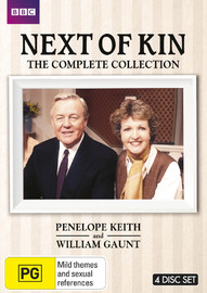 Next Of Kin: The Complete Series Collection on DVD