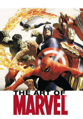 The Art Of Marvel Vol.1 image