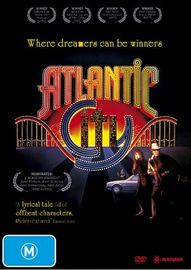 Atlantic City on DVD image