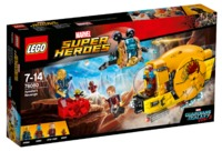LEGO Super Heroes: Ayesha's Revenge (76080)