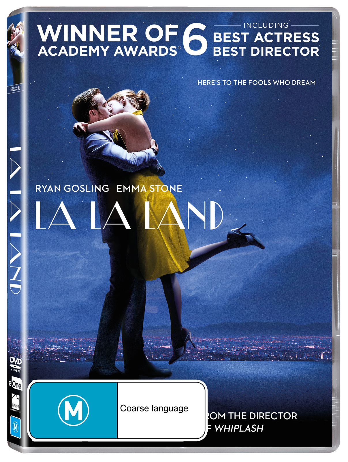 La La Land on DVD image