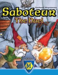 Saboteur: The Duel - Card Game