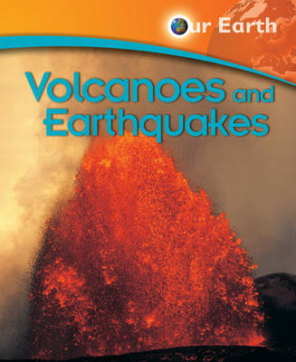 Volcanoes and Earthquakes by Jen Green image